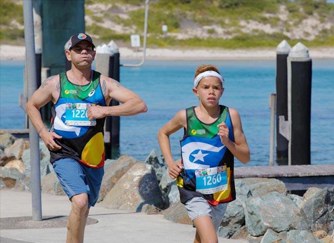 IMF Walk Sweat Inspire 3km Run