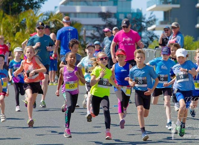 3km Kids Fun Run