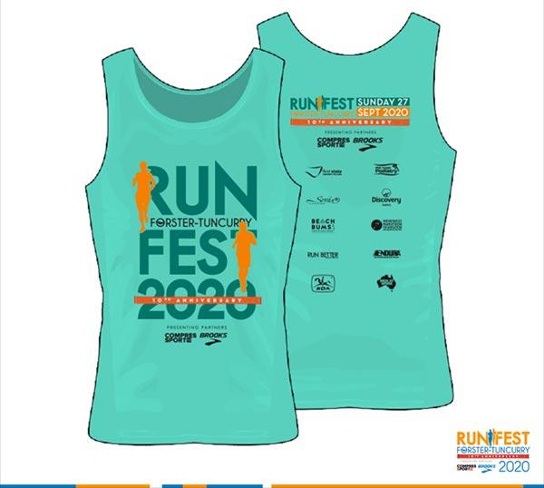 Forster Running Festival Merchandise